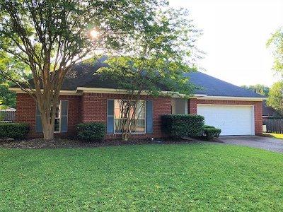 Flowood Single Family Home For Sale: 3038 Windwood Cir