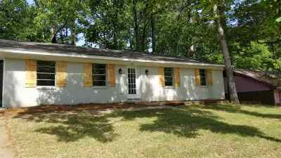 Jackson Single Family Home For Sale: 245 Lake Of Pines Dr