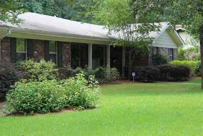 Jackson Single Family Home For Sale: 4407 Northover Dr