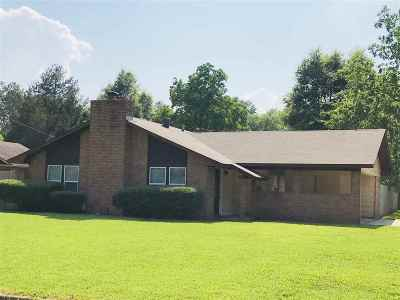 Ridgeland Single Family Home For Sale: 221 Salem Square Cir