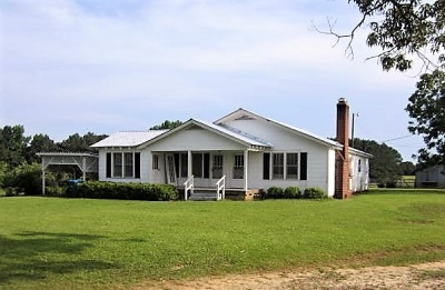 Carthage Single Family Home Contingent/Pending: 778 Corinth Rd