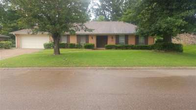 Hinds County Single Family Home For Sale: 110 Old Canton Hill Dr