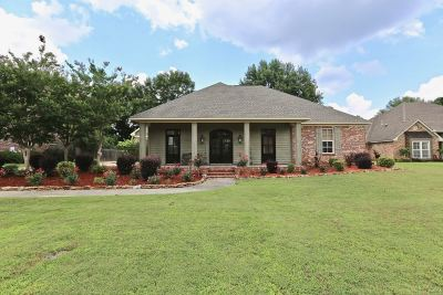 Ridgeland Single Family Home For Sale: 337 Red Eagle Cir