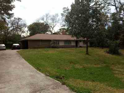 Hinds County Single Family Home For Sale: 3915 Faulk Blvd #1