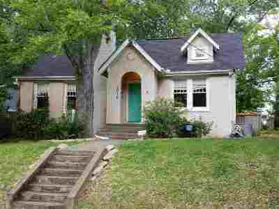 Hinds County Single Family Home For Sale: 1012 Whitworth St