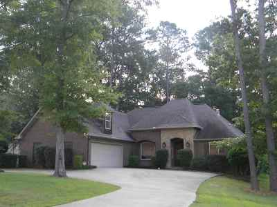 Single Family Home For Sale: 214 Terrapin Creek Rd