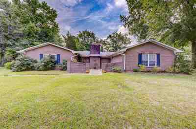 Hinds County Single Family Home For Sale: 1803 Beverly Dr