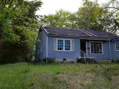 Hinds County Single Family Home For Sale: 2833 Donaldson Dr