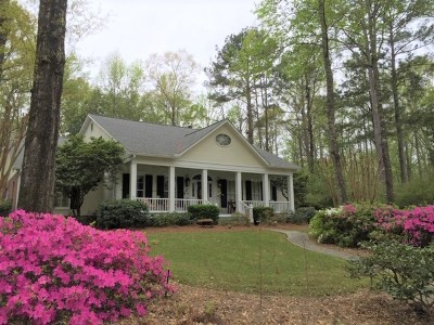 Clinton Single Family Home Contingent/Pending: 2 White Oak Pl
