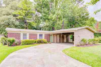 Hinds County Single Family Home For Sale: 633 Berkshire St