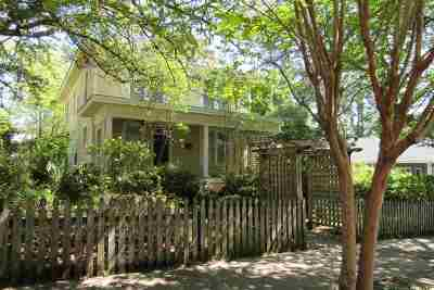 Jackson Single Family Home For Sale: 812 Arlington St