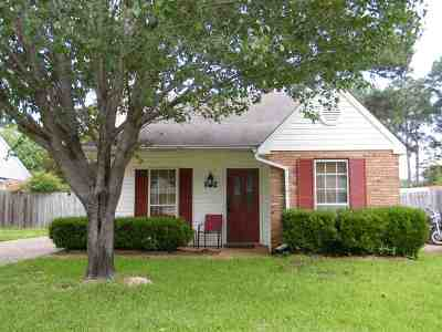 Madison MS Single Family Home For Sale: $125,000