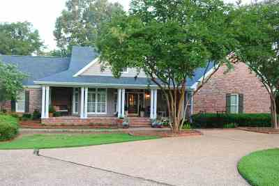 Madison MS Single Family Home For Sale: $560,000