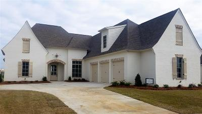 Madison MS Single Family Home For Sale: $488,400
