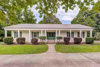 Clinton Single Family Home For Sale: 2335 Clinton-Tinnin