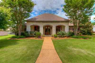 Madison MS Single Family Home For Sale: $439,900