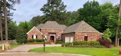 Flowood Single Family Home For Sale: 414 Choctaw Ln