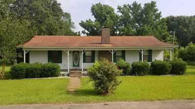 Madison County Single Family Home Contingent/Pending: 114 Finney Rd