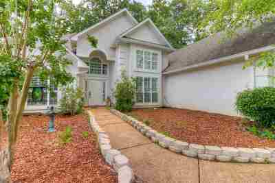 Brandon Single Family Home Contingent/Pending: 120 Cypress Ridge Dr