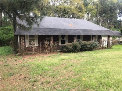 Simpson County Single Family Home For Sale: 283 S Simpson Hwy 28