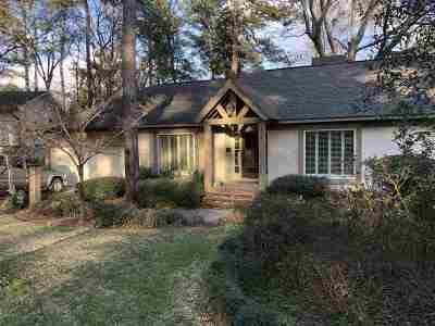 Jackson Single Family Home For Sale: 4614 Friar Cir