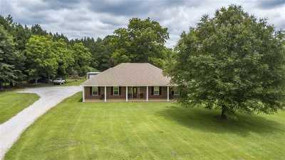 Smith County Single Family Home Contingent/Pending: 11053 Hwy 37