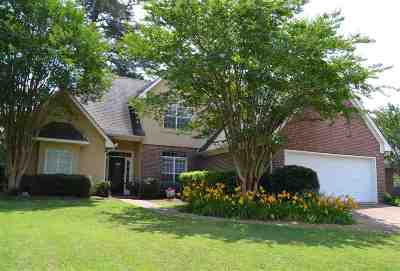 Brandon Single Family Home For Sale: 115 Apple Blossom Dr