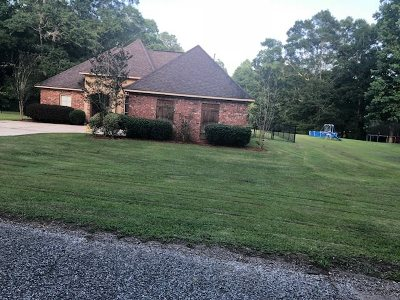 Mendenhall Single Family Home For Sale: 513 Circle Dr