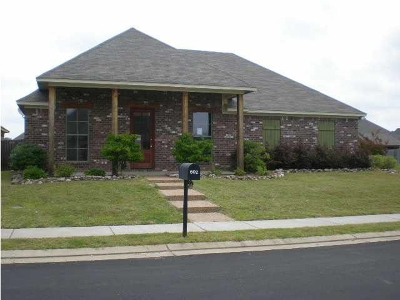 Brandon Rental For Rent: 602 Shea Cove