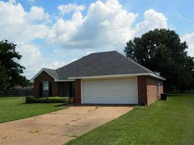 Byram Single Family Home Contingent/Pending: 615 Saddle Cv