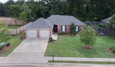 Lake Caroline Single Family Home For Sale: 125 Hampton Ridge