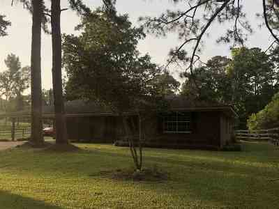 Magee Single Family Home For Sale: 132 Old Magee Rd
