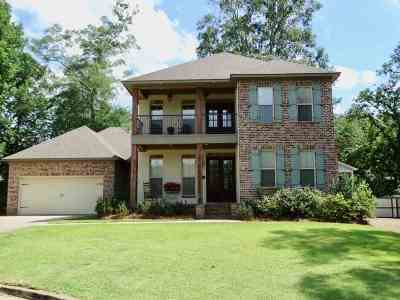 Jackson Single Family Home For Sale: 2461 Southwood