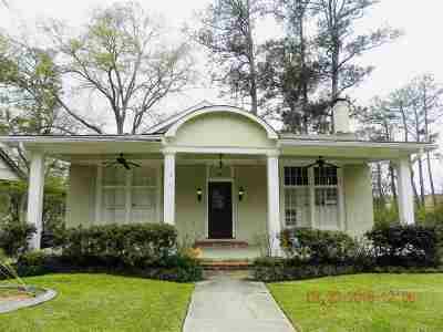 Jackson Single Family Home For Sale: 747 Arlington St