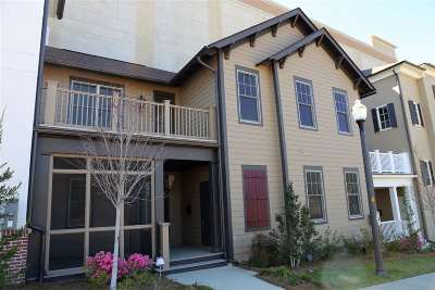 Jackson Townhouse For Sale: 1213 North St
