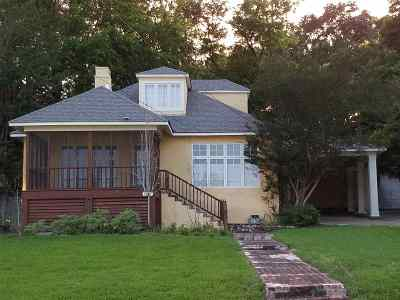 Jackson Single Family Home For Sale: 1611 Peachtree St