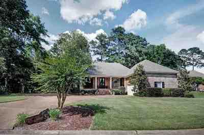 Brandon Single Family Home For Sale: 436 Ridge Cir