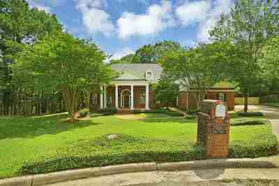 Single Family Home For Sale: 118 Pimlico Dr