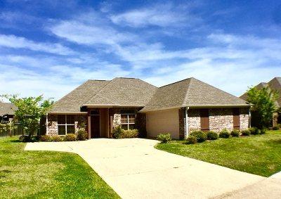 Clinton Single Family Home For Sale: 112 Rockbridge Cir