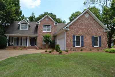 Ridgeland Single Family Home Contingent/Pending: 212 Deer Run
