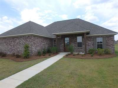 Canton Single Family Home For Sale: 308 Woodscape Cv #Lot 74