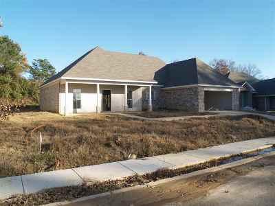 Canton Single Family Home For Sale: 105 Moss Creek Cv