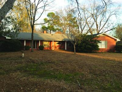 Jackson Single Family Home For Sale: 6068 Pear Orchard Rd