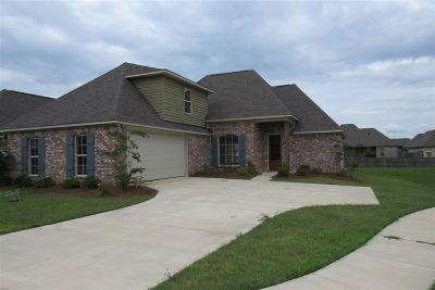 Madison Single Family Home For Sale: 116 Kristen Cv