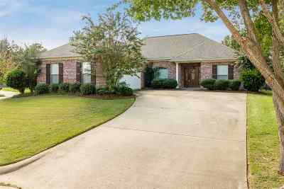Pearl Single Family Home For Sale: 458 Manchester Dr