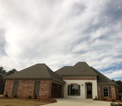 Flowood Single Family Home For Sale: 315 Bristlecone Ct