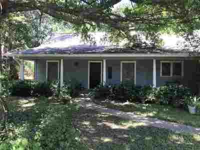Ridgeland Single Family Home Contingent/Pending: 716 Greenfield