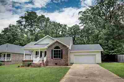 Byram Single Family Home Contingent/Pending: 424 Lake Dockery Dr