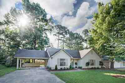 Brandon Single Family Home Contingent/Pending: 119 Bellegrove Cir