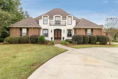 Canton MS Single Family Home For Sale: $669,000